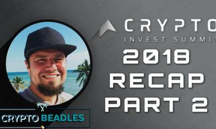 CIS Los Angeles Crypto Invest Summit Highlights #WIN $100
