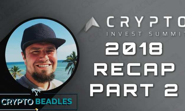 CIS Los Angeles Crypto Invest Summit Highlights #WIN $100