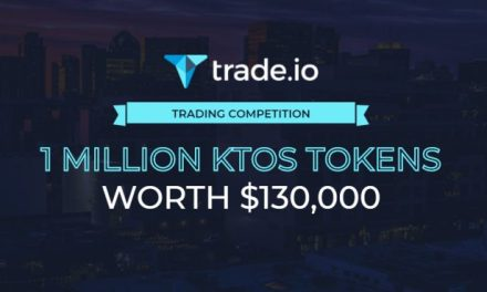 PR: trade.io Turns up the Heat With Massive Airdrop – Attractive Trading Competition