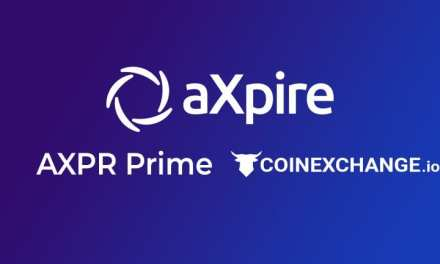 PR: aXpire.io Updates – AXPR HODL Initiative and CoinExchange.io Listing