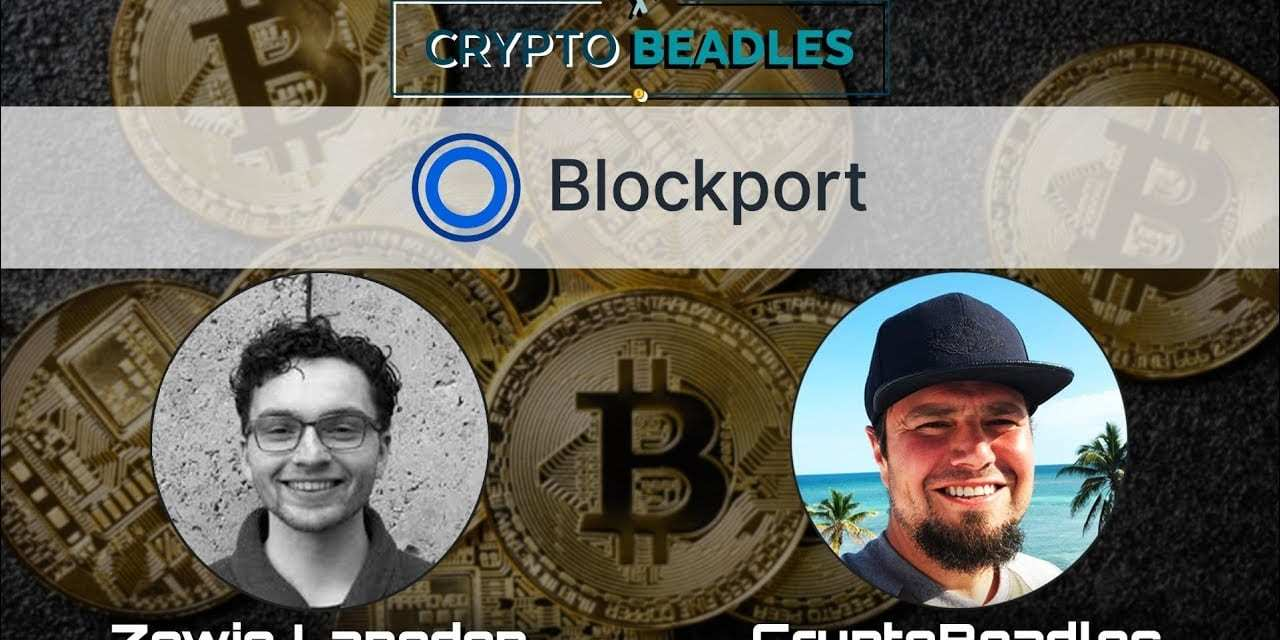 Blockport the hybrid decentralized crypto exchange