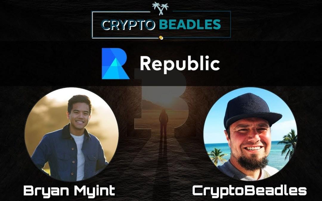 ⎮Republic⎮⎮NEO Devcon⎮Crypto and Blockchain company fundraisers and more