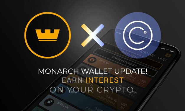 Celsius partners with Monarch to enable in-wallet interest earning on crypto