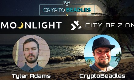 ⎮City Of Zion Co-Founder⎮⎮Tyler Adams⎮talks about Crypto business Moonlight⎮LUX⎮built Neo Blockchain