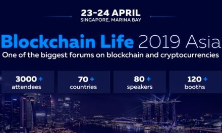 PR: Singapore Hosts Blockchain Life 2019