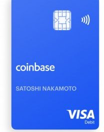 Coinbase Card will allow UK in-store payments using Bitcoin, Ethereum and Litecoin