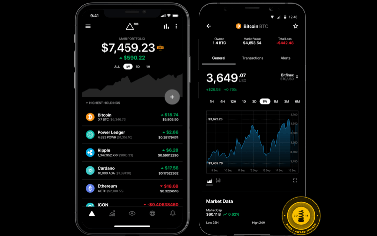 Keep an eye on Bitcoin with these top five portfolio apps