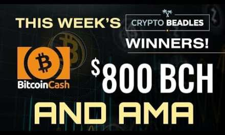 $800 in BCH Giveaway LIVE⎮Blockchain and Crypto AMA⎮IOST⎮BCH⎮Monarch and More!⎮Money Mondays⎮I
