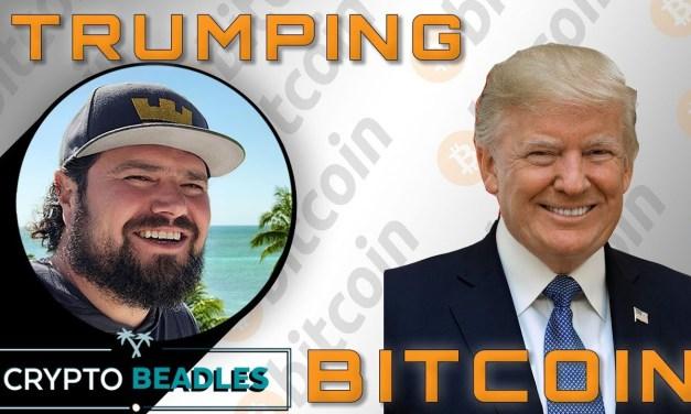 Trumping Bitcoin…
