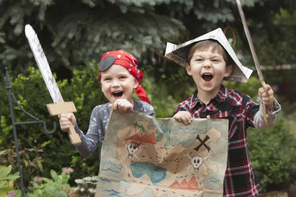 5 Awesome Rainy Day Activities for the Kids