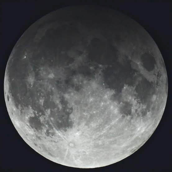 Penumbral Lunar Eclipse example