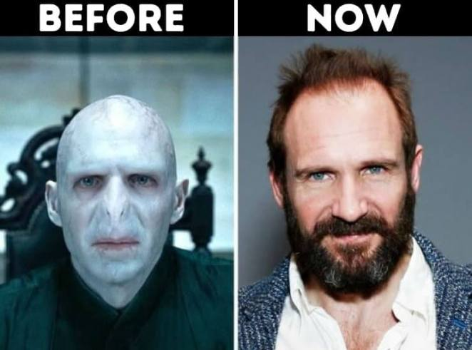 Load Voldemort Played by Ralph Fiennes