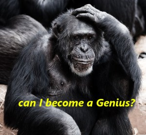Most Important question how can I became a genius