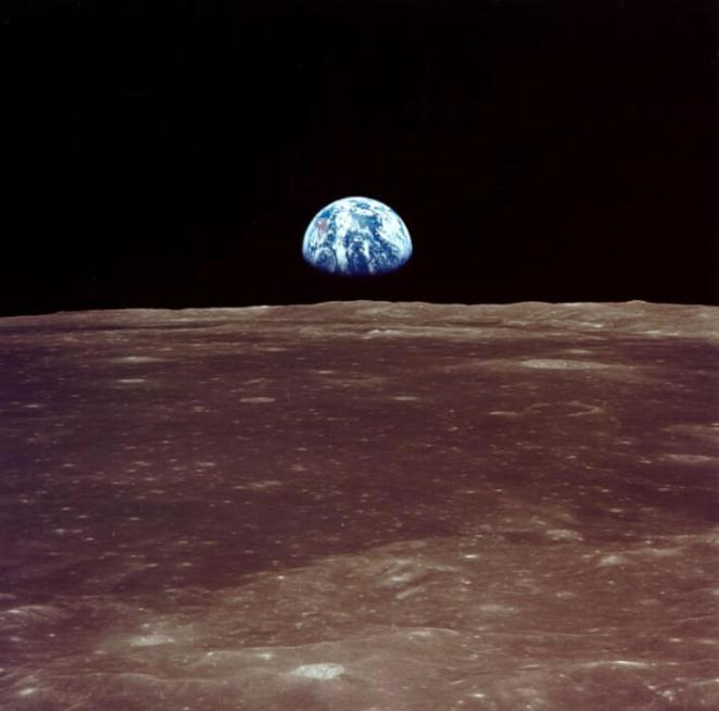 Earth from moon Apollo 11 the Moon Landing Photos NASA
