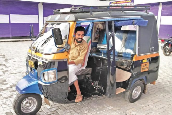 Amazing Heart Touching Story of a Auto driver with PHD