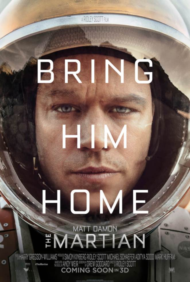 Impressively Realistic Must Seen Space Movie the-martian