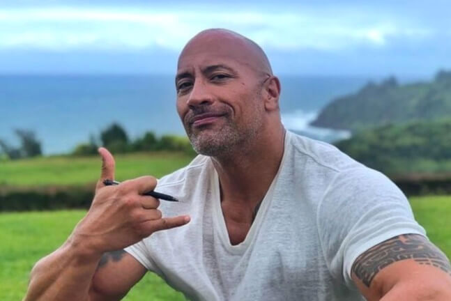 Bald Guys Are More Intelligent and Successful The Rock Dwayne Johnson