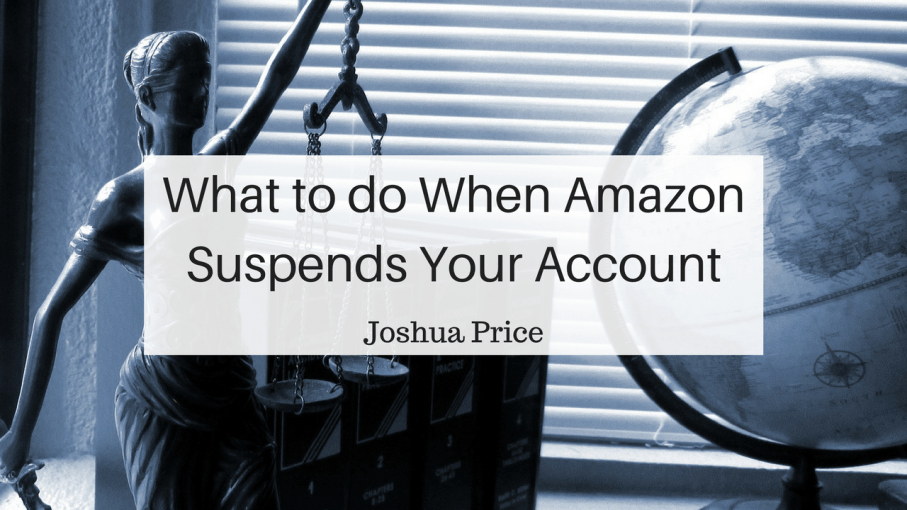 amazon suspended account