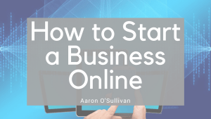 How to start a business online