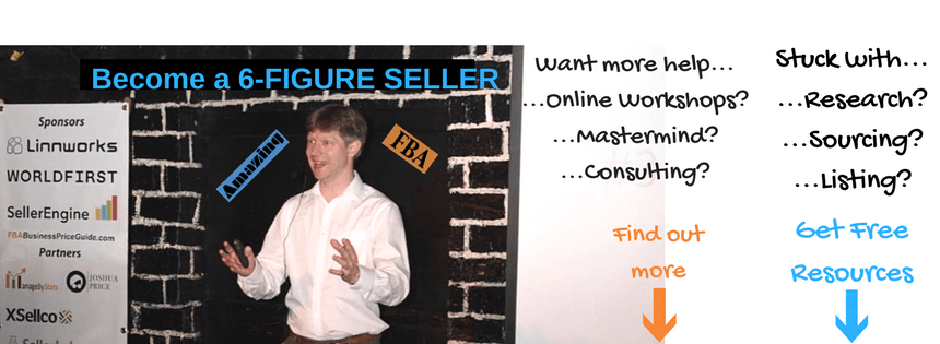 Become a 6-Figure Amazon Seller