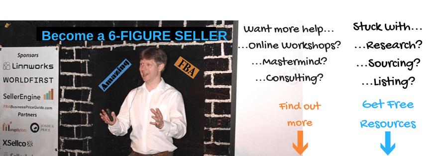 Become a 6-Figure Amazon Seller