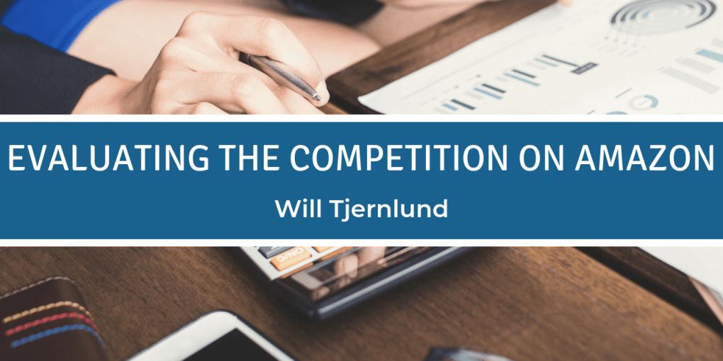 Competitor analysis amazon