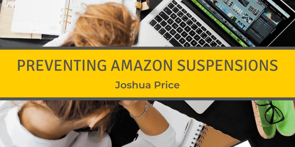 Amazon suspension risk