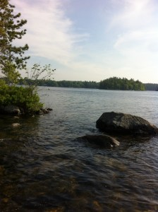 Dingley Islands, Sebago Lake, Maine