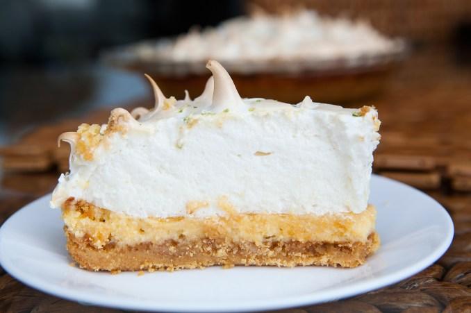 Pie de Limon (Lemon Meringue Pie)