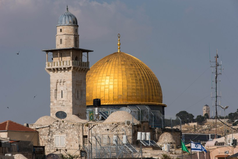 Dome of the Rock and Al Aqsa mosque, Jerusalem
