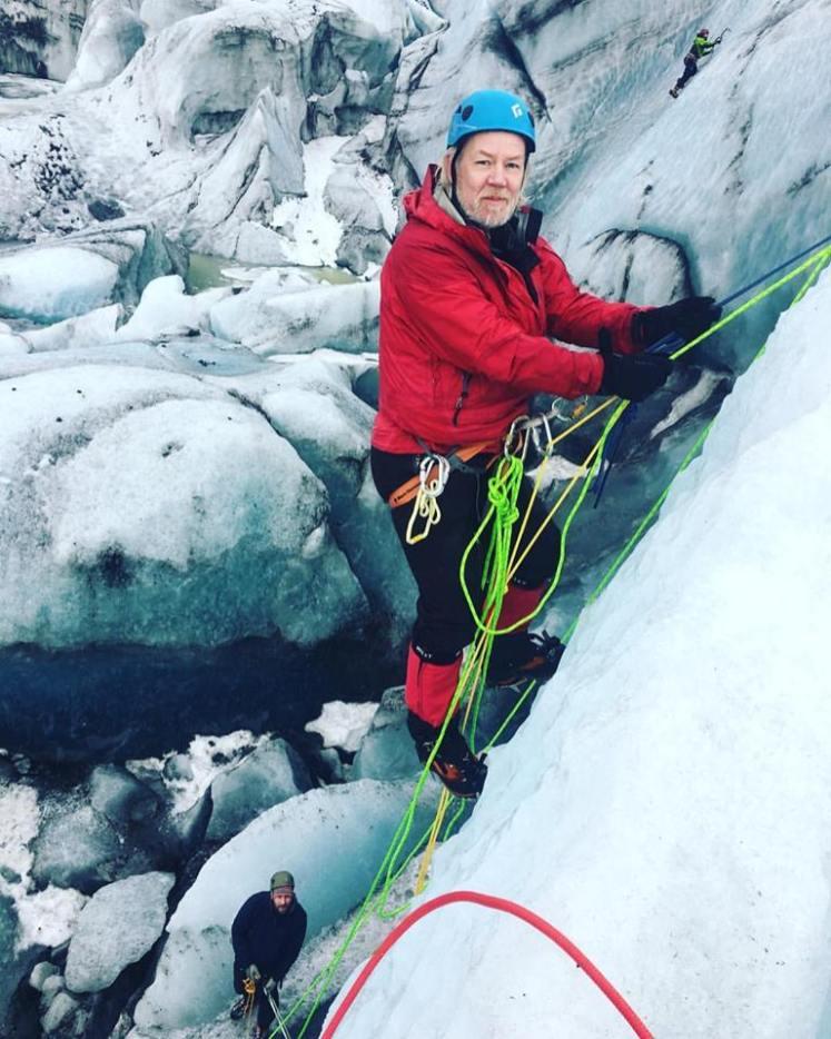 Iceclimbing Iceland