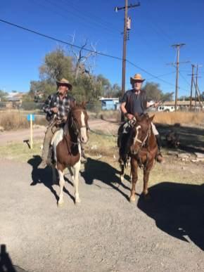 Horseback ride USA