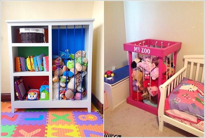 Nursery Toy Storage Ideas