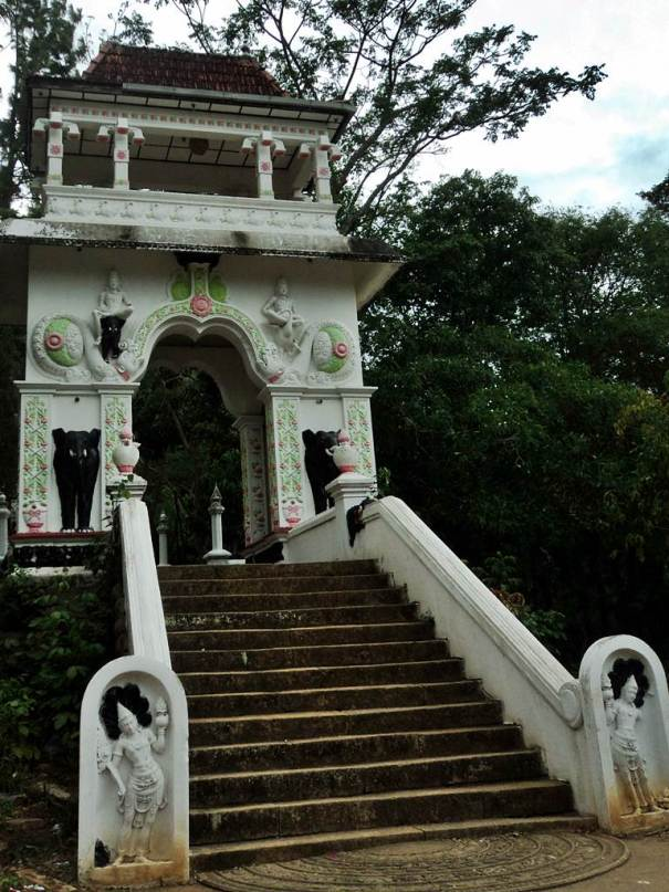 Bambaragala Monastery