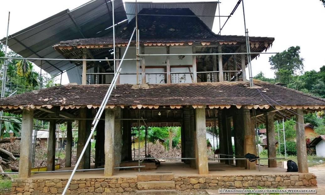 Ambulugala Sri Danthapaya Tampita Viharaya