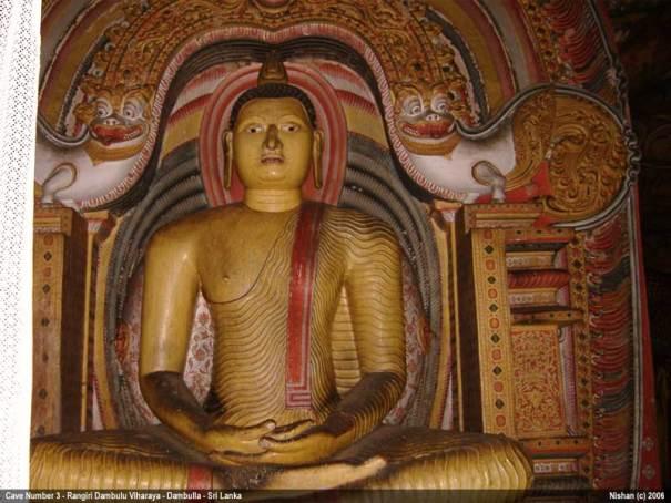 Rangiri Dambulu Viharaya / Dambulla Cave Temple -