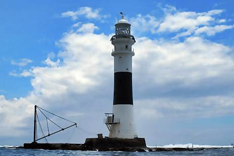 Little Basses Reef lighthouse