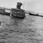 Colombo Harbor Pilot Station Lighthouse as seen in 1940
