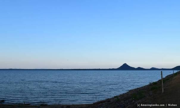 Lunugamvehera Reservoir