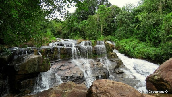 Goraka Ella Waterfall