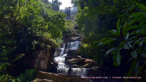 Olu Ella waterfall