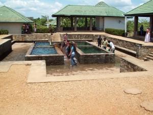 Mahapelessa (Madunagala) Hot springs