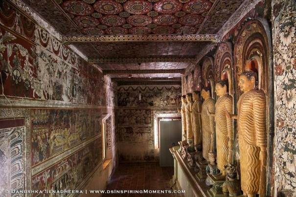 Image House of Samudragiri Viharaya, Veheragalla, Mirissa