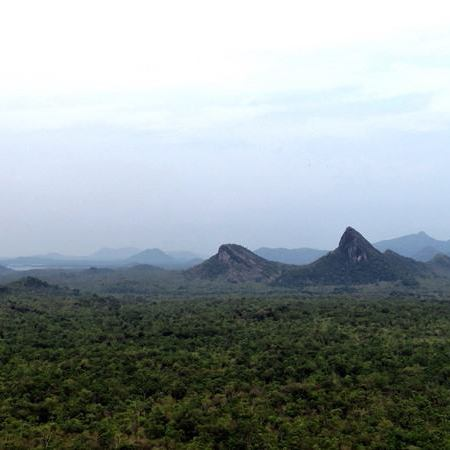 view of Berawa Hela and Ulhela
