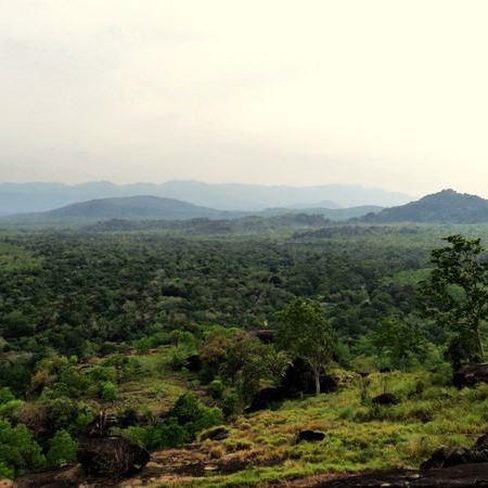 View towards Madulsima