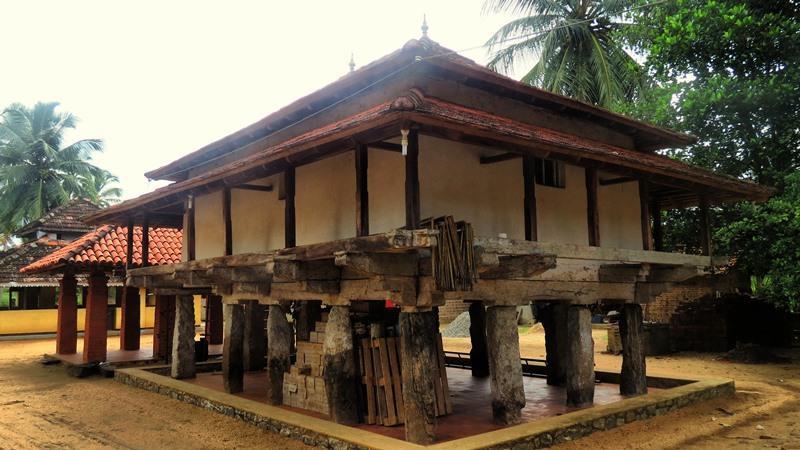 Tampita Viharaya of Dalukgolla Sri Purwarama Rajamaha Viharaya
