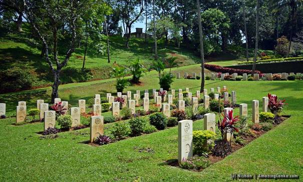 Kandy Commonwealth War Cemetery
