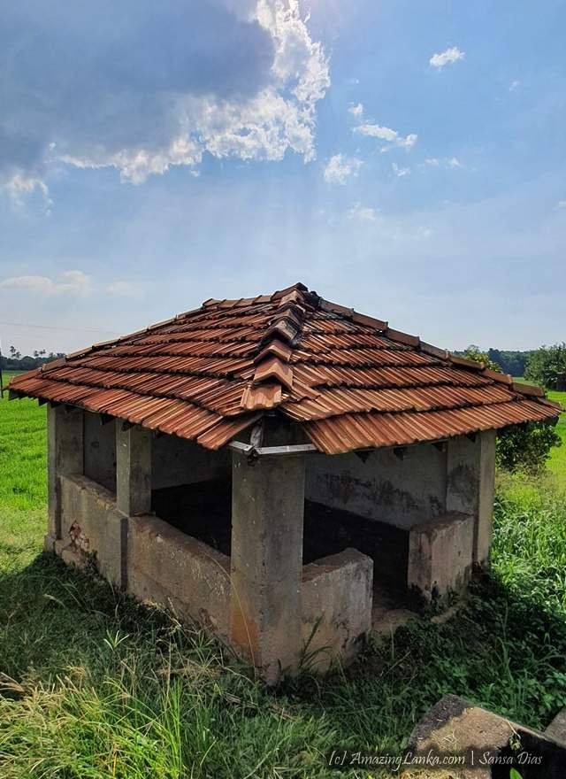Wathumulla Ketawala Ambalama - වතුමුල්ල කැටවල අම්බලම