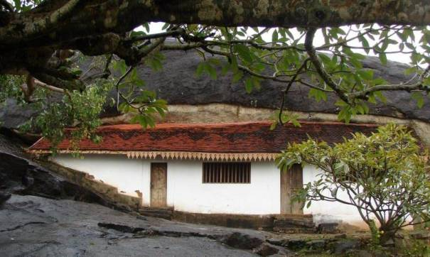 Image house of Danakirigala Rajamaha Viharaya