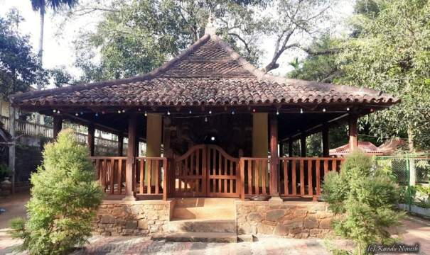 Katudeniya Purana Viharaya - කටුදෙණිය පුරාණ විහාරය